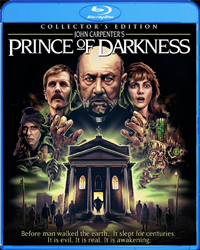 Prince of Darkness bluray packaging